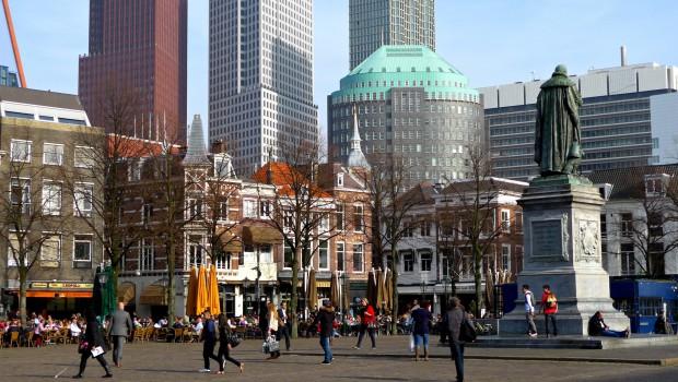 Dagje uit in Den Haag