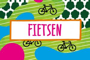 fietsen in de bollenstreek