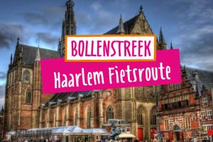 Haarlem – Bollenstreek fietsroute