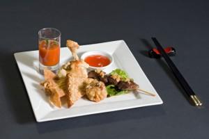 Specialiteiten restaurants