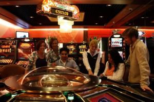 Flamingo Casino Sfeer