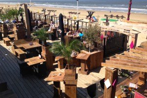 Beachclub De Klink in Noordwijk