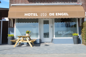 Hotel Restaurant de Engel in Lisse