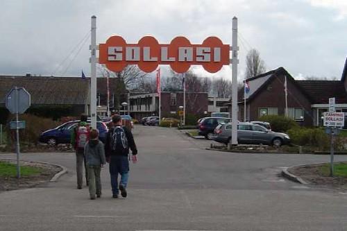 Camping Sollasi in Noordwijkerhout