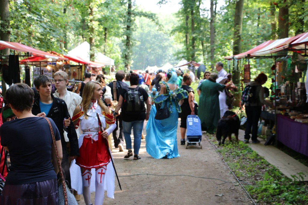 castlefest keukenhof