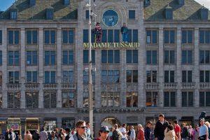 Ontmoet wereldsterren bij Madame Tussauds in Amsterdam