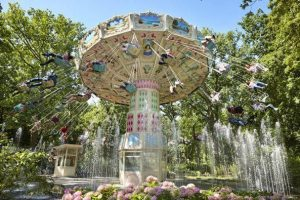 Amusement parks fun for the whole family