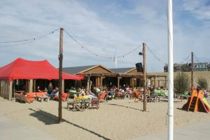 Strandtent Paal 14