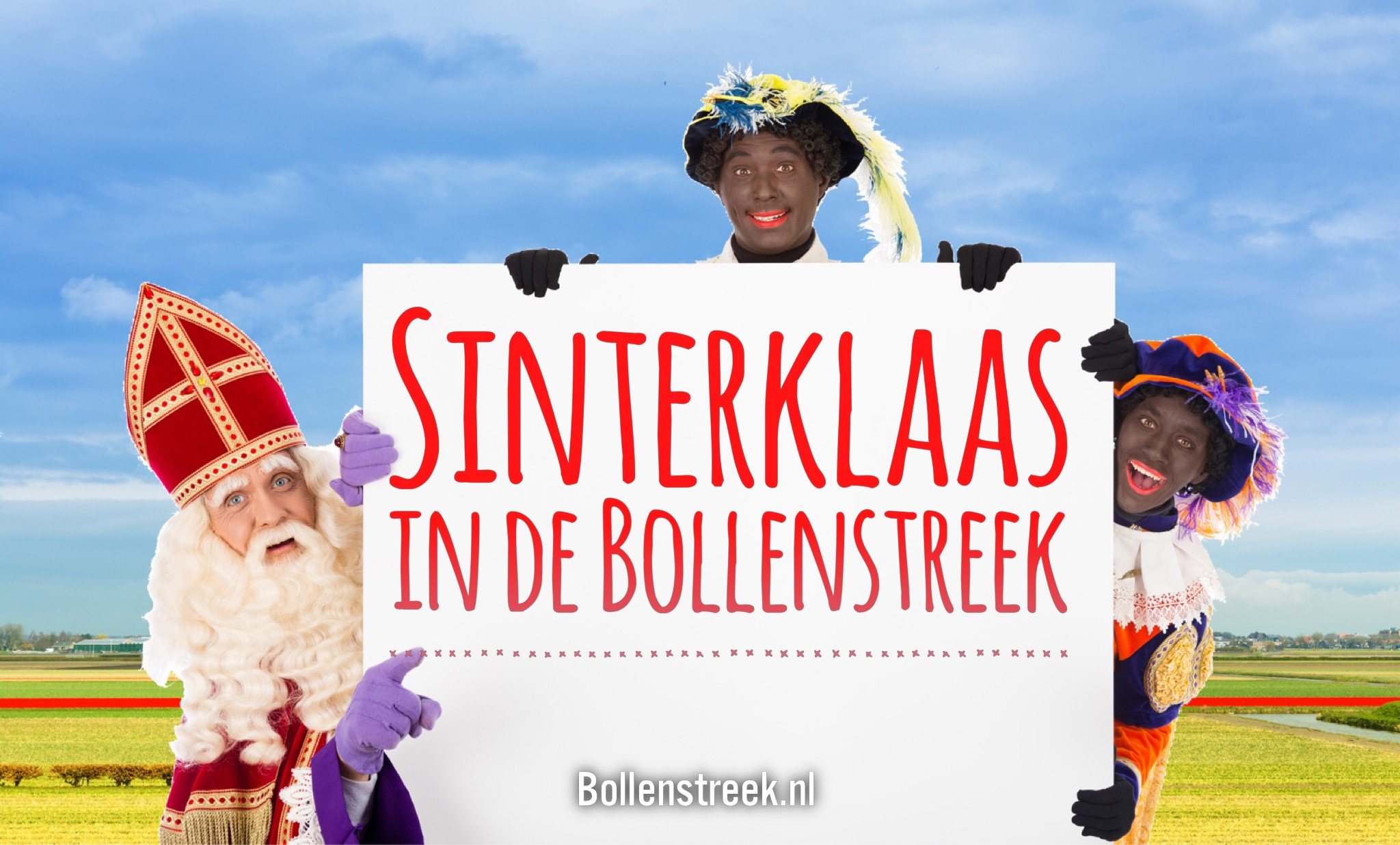 Sinterklaas intochten in de Bollenstreek
