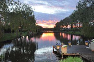 Bed & Breakfast Paradijs Eiland in Hillegom