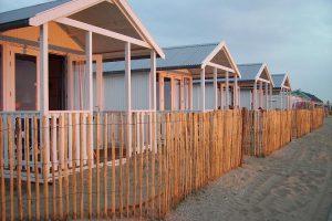 Strandhuisje Willy Zuid Katwijk