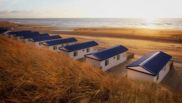 Strandhuisjes Willy Noord Katwijk