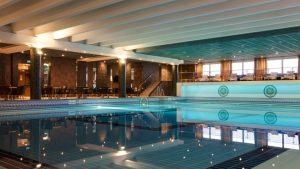 Beach Hotel Zwembad Noordwijk
