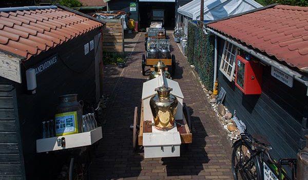 Zuivelmuseum Het Melklokaal in Noordwijkerhout