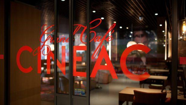 Grand Café Cineac in Lisse