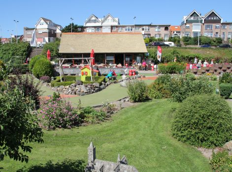 Adventure Park De Rollygolf in Noordwijk