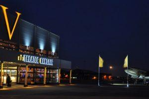 Soldaat van Oranje in de Theaterhangaar in Katwijk