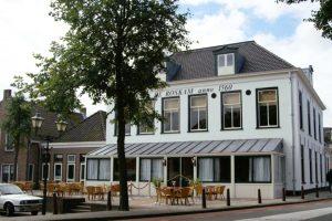 Restaurant De Roskam in Katwijk