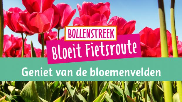 Bollenstreek Bloeit Fietsroute 30 km