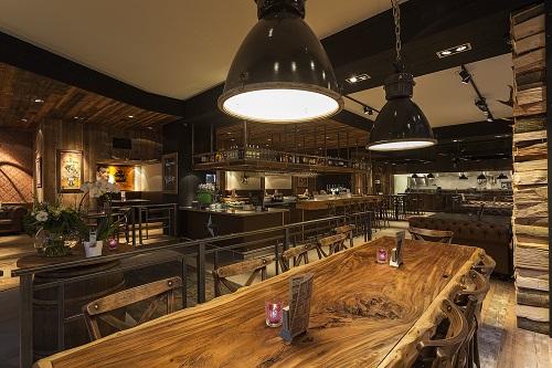 Restaurant Hudson in Noordwijkerhout