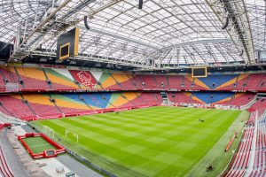 Ajax Arena Station Tour Amsterdam