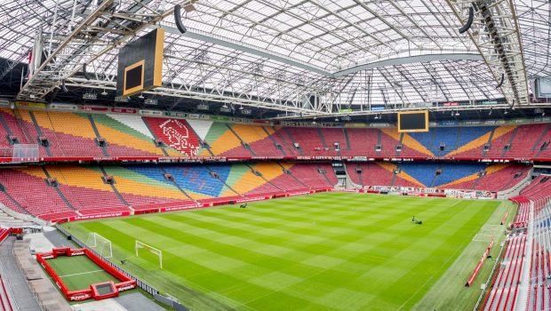 Op bezoek bij Ajax met de Arena Stationtour
