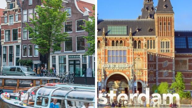 Ontdek Amsterdam met een rondvaart en bezoek Rijksmuseum