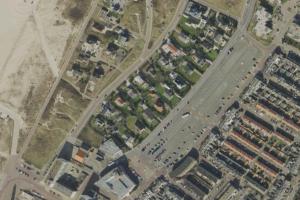 Parkeerterrein het Wantveld in Noordwijk