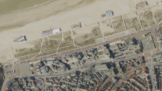 Parkeren Noordwijk strand centrum