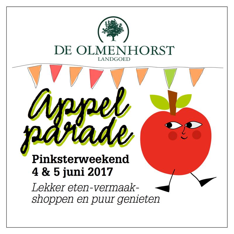 appelparade Olmenhorst