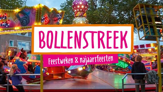 Feestweken en Najaarsfeesten in de Bollenstreek