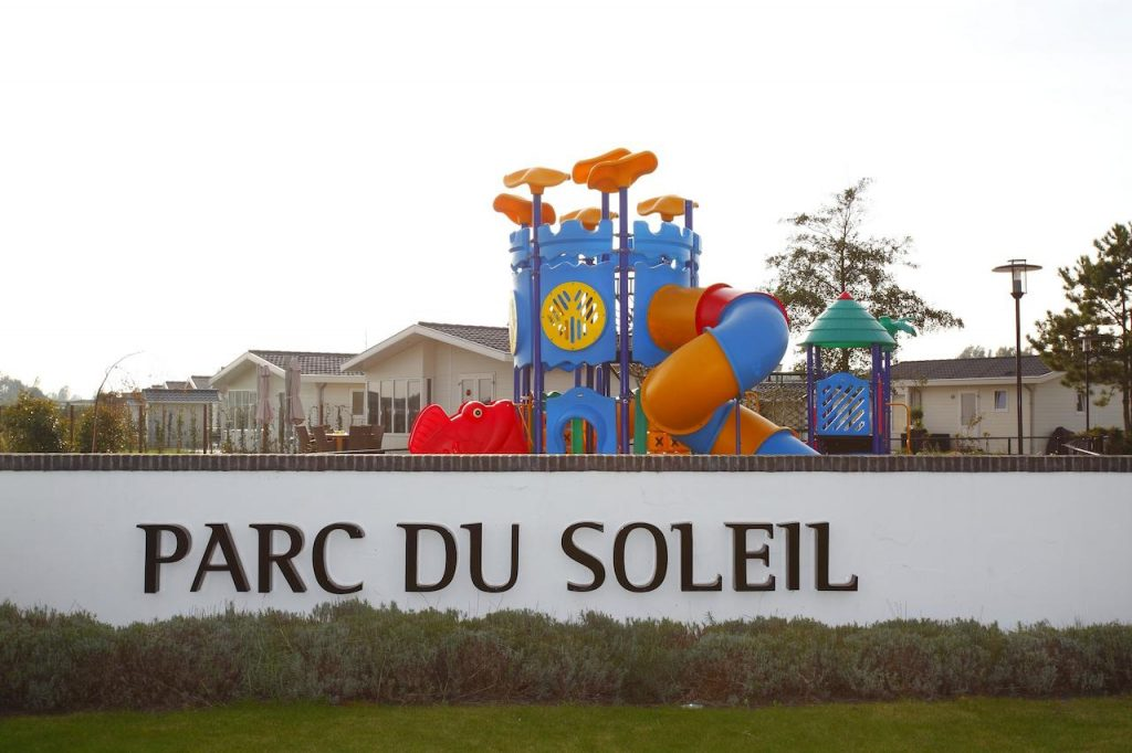Parc du soleil speeltuin