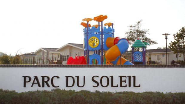 Topparken Vakantiepark Parc du Soleil in Noordwijk