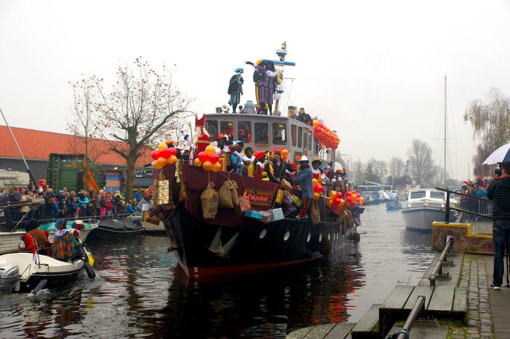 Sinterklaas Hillegom