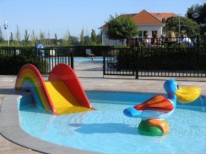 Kinderzwembad Noordwijkse Duinen