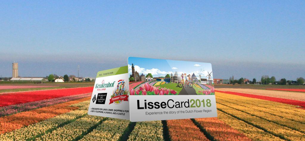 LisseCard toersitenkaart