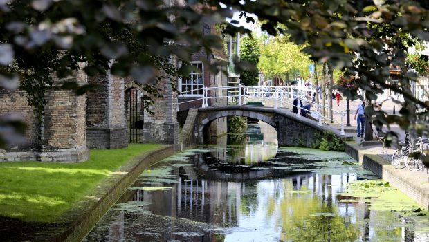 Dagje uit in Delft