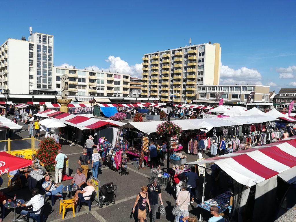 Toeristenmarkt Noordwijk