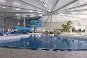 nieuw zwembad katwijk