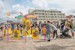 Kinderfestival Noordwijk Luchtkussenfestival