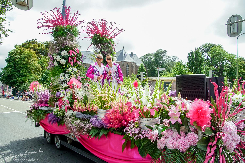 bloemencorso rijnsburg