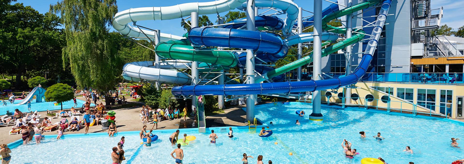 Zwembad Tikibad Duinrell Openingstijden Korting