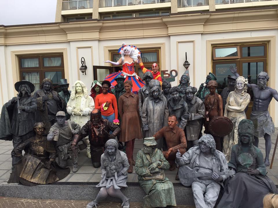 levende beelden festival Noordwijk