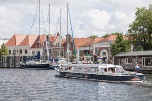 rondvaart Haarlem grachten