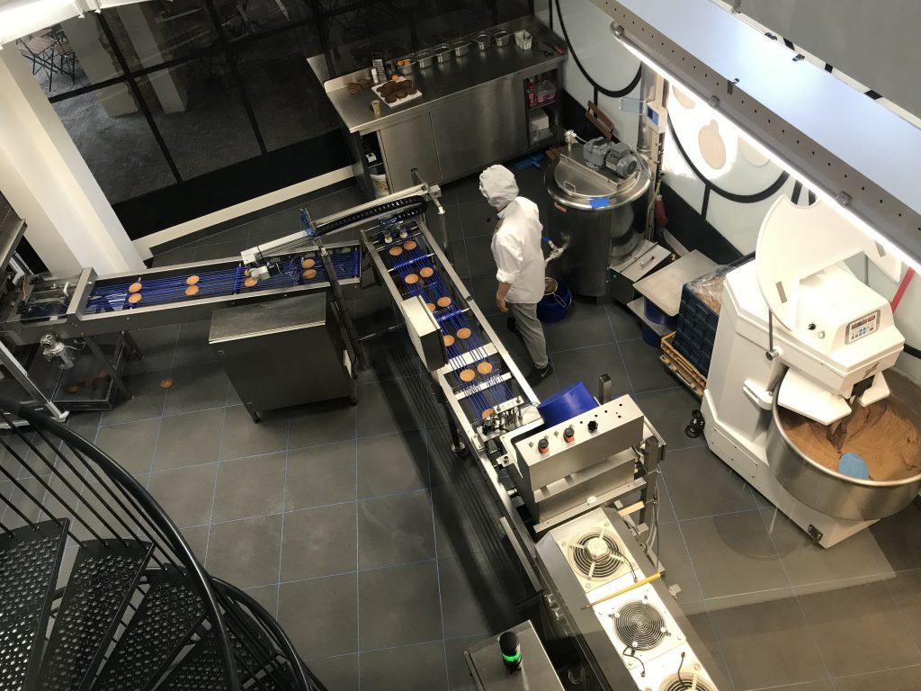 stroopwafel fabriekje Gouda