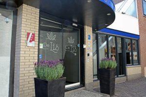 Hotel de Lis in Lisse