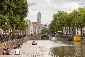 Dagje uit in Utrecht