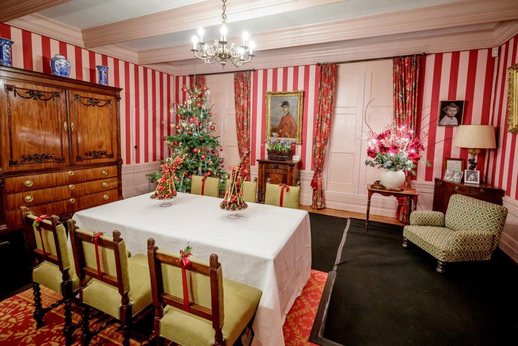 Kerst op Keukenhof Kasteel