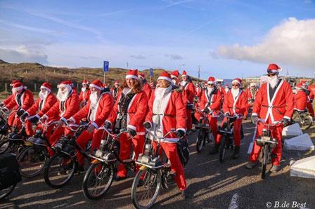 Solex Christmas Ride