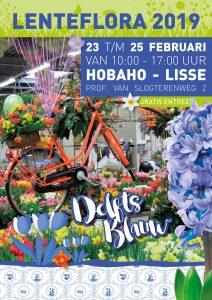 Lenteflora 2019 Delfts Blauw Lisse